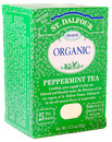 Organic Black Tea, Peppermint, 25 bags