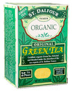 Organic Green Tea, Original, 25 bags