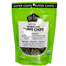 Organic Super Chips, Spirulina, 3oz