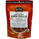 Organic Super Cookies, Chocolate, 3oz