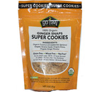 Organic Super Cookies, Ginger Snaps, 3oz