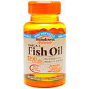 Omega 3 Fish Oil Mini, 1290mg, 60 softgels