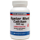 Oyster Shell, 500mg, 150 Tablets