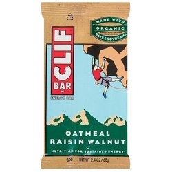 Clif Bar- Oatmeal Raisin Walnut (12 pack)