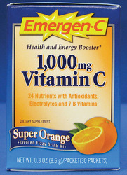 Emergen-C- Super Orange (30 pack)