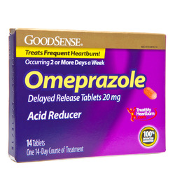 Good Sense- Omeprazole OTC 20mg, 14 Tablets