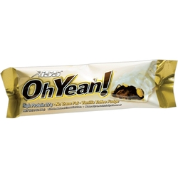 ISS Research - Oh Yeah! High Protein Bar, Vanilla Toffee Fudge (12 pack)