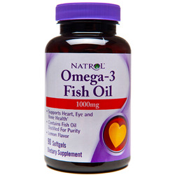 Natrol- Omega-3 1000mg, 90 Softgels