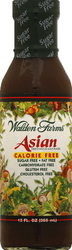 Walden Farms- Oriental Dressing, 12oz