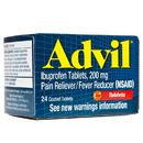 Pain Reliever, 24 tablets