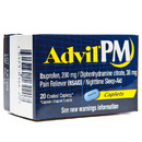 PM, Pain Reliever, 20 caplets