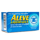 Pain Reliever, 20 liquid gels