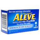 Aleve- Pain Reliever, 24 tablets