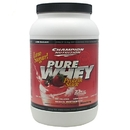 Pure Whey, Strawberry, 2lbs