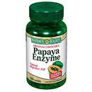 Papaya Enzyme Chewable, 100 tablets