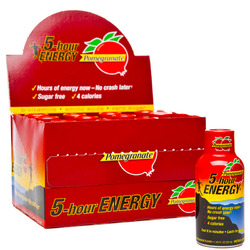 5-Hour Energy- Pomegranate (12 pack)