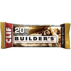 Clif Builder Bar- Peanut Butter (12 pack)