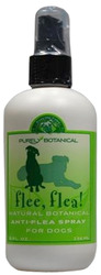 Dancing Paws- Purely Botanical Flee Flea Spray For Dogs, 8oz