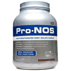 MRI- Pro-NOS, Dutch Chocolate Royale, 3lbs
