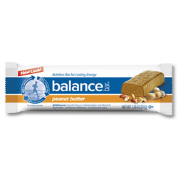 Balance Bar Original- Peanut Butter bars (15 pack)