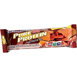 Pure Protein- Peanut Butter Caramel Suprise Bar, (12 pack)