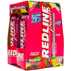 VPX- Redline Princess RTD, Exotic Fruit (4 pack)