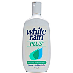 White Rain- Plus, Shampoo & Conditioner, Extra Body, 11oz