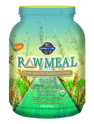 Garden of Life- RAW Meal, Beyond Organic Meal Replacement Formula, 2.6lbs