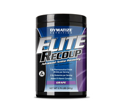 Dymatize- Recoup, Grape, .76lbs