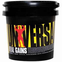 Universal Nutrition- Real Gains, Vanilla, 6.85lbs