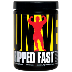 Universal Nutrition- Ripped Fast, 120 capsules