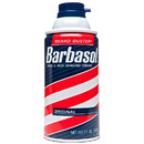 Barbasol- Shaving Cream, Original, 11oz