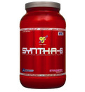 BSN- Syntha 6, Strawberry, 2.91lbs