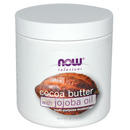 Now Foods- Soft Cocoa Butter, Jojoba Oil, 6.5oz