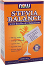 Stevia Balance, Inulin And Chromium (100 packets)