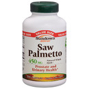 Saw Palmetto, 450mg, 100 capsules