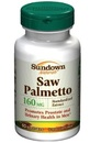 Saw Palmetto Standardized, 160mg, 60 softgels