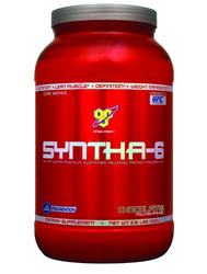 BSN- Syntha 6, Chocolate, 2.91lbs