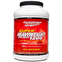 Champion Nutrition- Super Heavyweight 1200, Chocolate, 6lbs