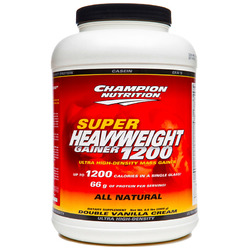 Champion Nutrition- Super Heavyweight 1200, Vanilla, 6lbs