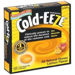 Cold-Eeze- Sore Throat Lozenges