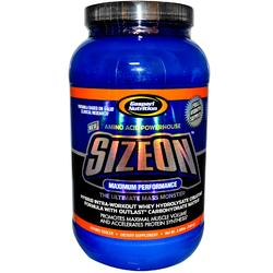 Gaspari- Size On Max, Performance, Orange, 3.49lbs