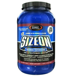 Gaspari- Size On Max, Performance, Wild Berry Punch, 3.49lbs