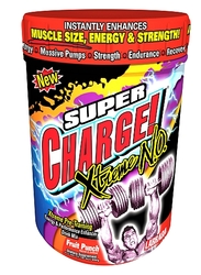 Labrada Nutrition- Super Charge Extreme, Punch, 1.76lb