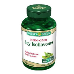 Nature's Bounty- Soy Isoflavones, 750mg, 120 capsules
