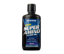 Dymatize- Super Liquid Amino, Grape, 32oz