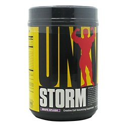 Universal Nutrition- Storm, Grape, 1.67lbs