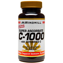 Windmill- Super Absorbate C 1000mg, 45 Tablets