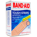 Tough Strips, Waterproof Adhesive Bandages (20 count)