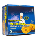 Tri-O-Plex, Peanut Butter Chocolate Chip Cookie (12 pack)